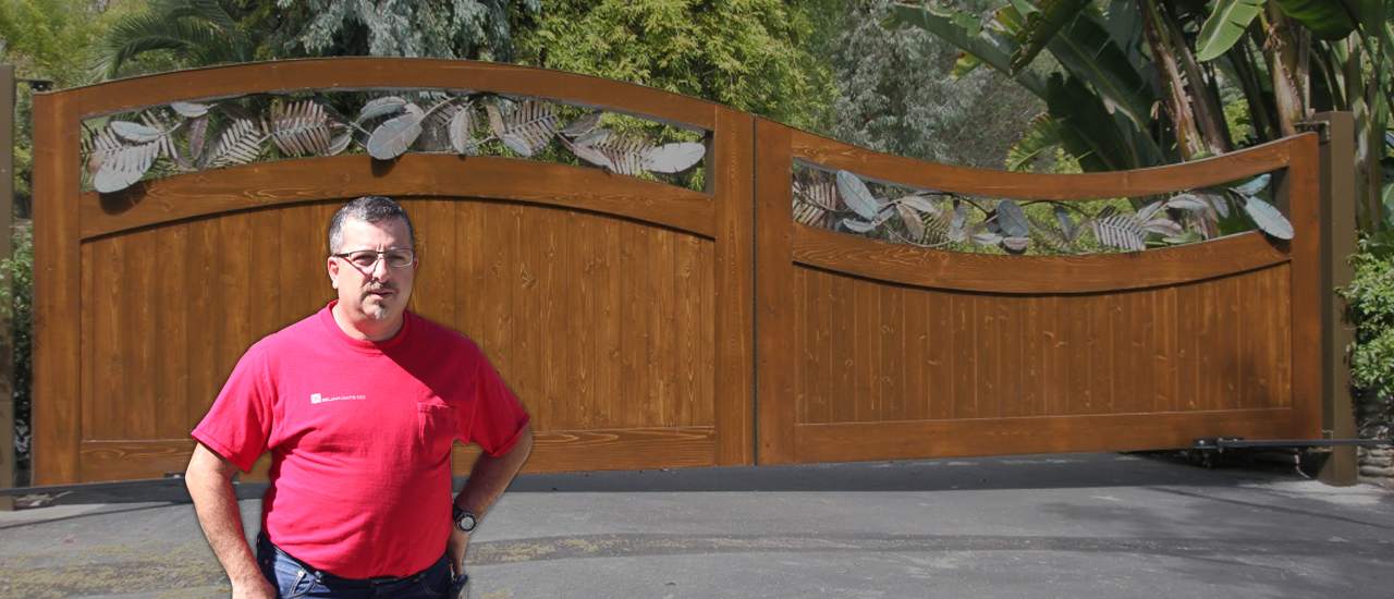 San Diego's #1 Rated Iron and Driveway Gates Specialists